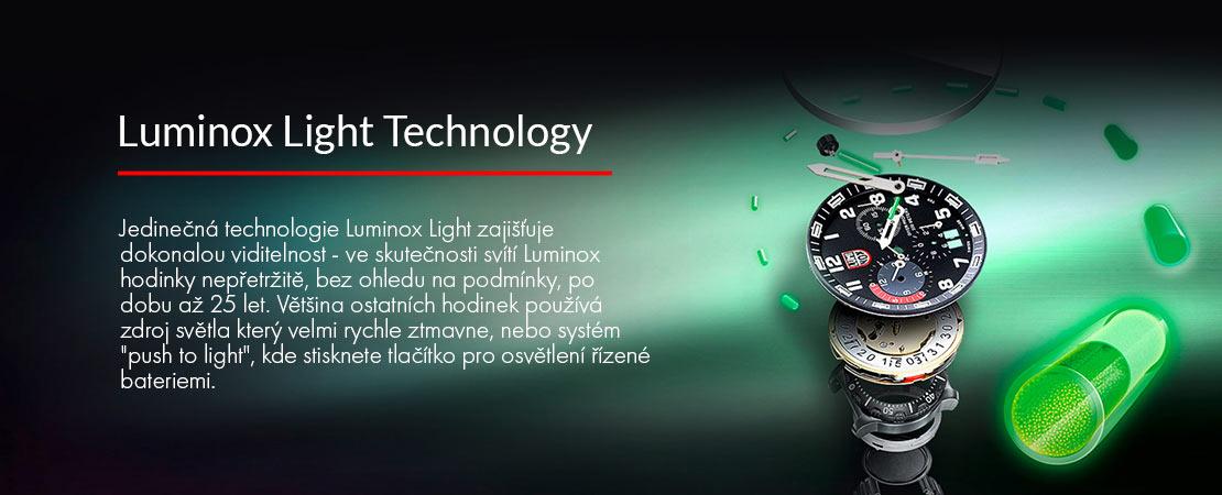 Luminox light technology