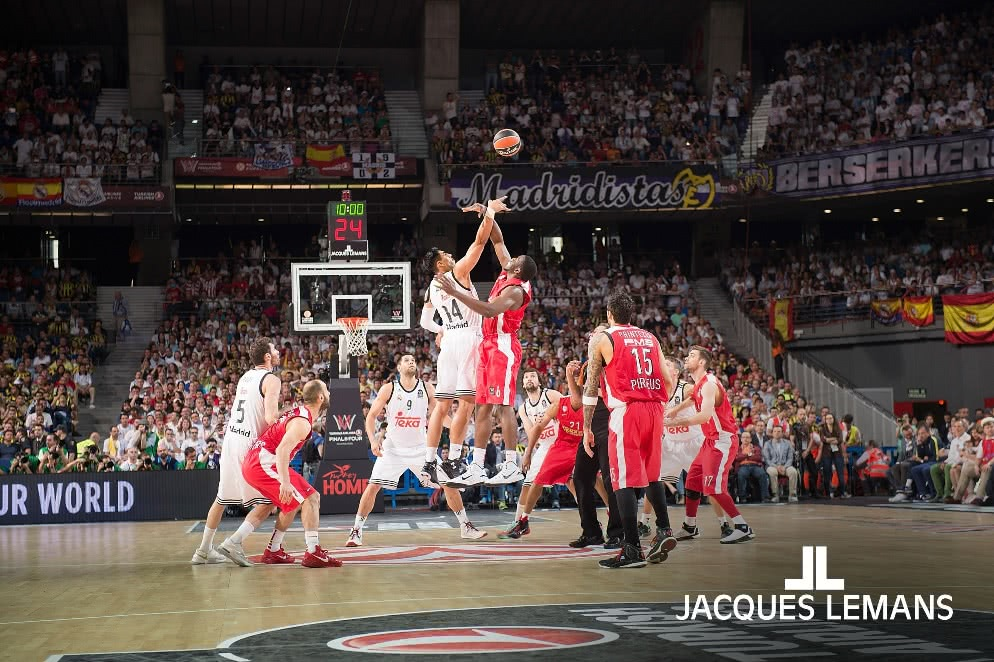 Euroleague Final Four Jacques Lemans