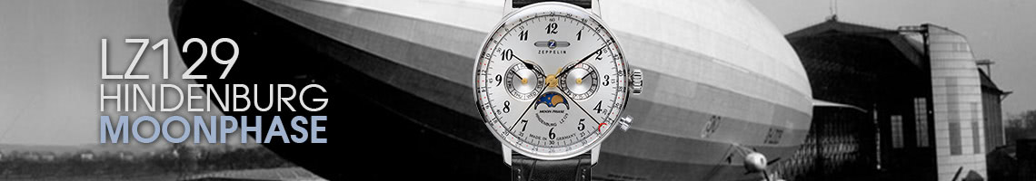 Zeppelin LZ129 Hindenburg Moonphase