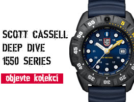 SCOTT CASSELL DEEP DIVE 1550 SERIES
