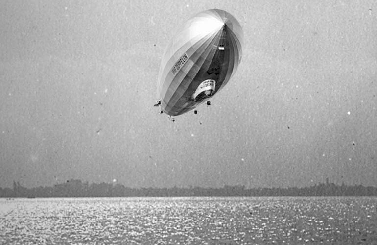 Zeppelin Atlantic 8442-3